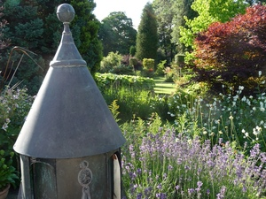 Jenny's (Monday 9.45am class) garden is open this weekend!