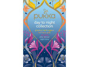 Pick a Pukka teabags and enter our competition